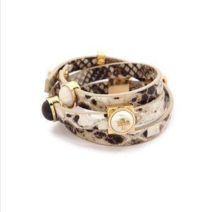 Tory Burch Triple Wrap Bracelet